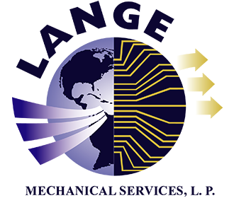 Lange Mechanical Logo